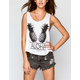 FULL TILT  Pineapple Aloha Womens Tank