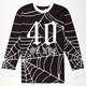 40OZ NYC Spider Web Mens T-Shirt