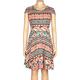 FULL TILT Southwest Print Girls Cross Back Dress