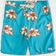 LIRA Hawaiian Floral Mens Boardshorts