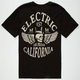 ELECTRIC Save Mens T-Shirt