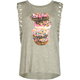 FULL TILT Donut Stack Girls Muscle Tank