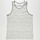 RETROFIT Blocked Mens Tank