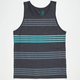 BLUE CROWN Fast Times Mens Tank