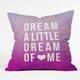 DENY DESIGNS Dream Throw Pillow