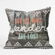 DENY DESIGNS Wander Throw Pillow