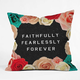 DENY DESIGNS Forever Throw Pillow