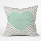 DENY DESIGNS Hello Beautiful Throw Pillow