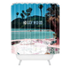 DENY DESIGNS Saltwood Shower Curtain