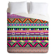 DENY DESIGNS Overdose Luxe Duvet Cover