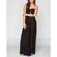 FULL TILT Lattice Back Maxi Dress