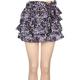FULL TILT Chiffon Bow Womens Skirt