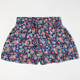 FULL TILT Floral Print Girls Challis Soft Shorts