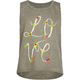 FULL TILT Floral Love Girls Tank
