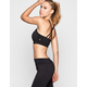 FULL TILT SPORT Cross Me Back Sports Bra