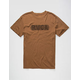 RVCA Engraved Mens T-Shirt