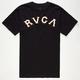 RVCA Serpent Type Mens T-Shirt