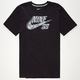 NIKE SB Concrete Icon Mens T-Shirt