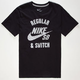 NIKE SB Concrete Jungle Gym Mens T-Shirt