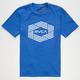 RVCA Bar Hex Boys T-Shirt