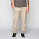 HOUSE OF TRIOT Mens Twill Jogger Pants