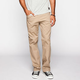 RSQ Amsterdam Mens Relaxed Twill Pants