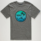 VANS Dual Palm Island Mens T-Shirt