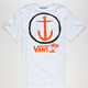 CAPTAIN FIN Vans Anchor Mens T-Shirt