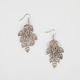 FULL TILT Leaf Chandelier Earrings