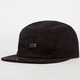 OFFICIAL Camp Suede Mens 5 Panel Hat