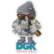 DGK Dough Boys Sticker