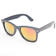 BLUE CROWN Gun Metallic Sunglasses
