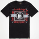 LAST KINGS LK Label Mens T-Shirt