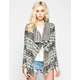 BILLABONG Sho Me Waves Womens Cardigan