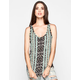 BILLABONG Case Closed Womens Tank
