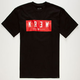 KR3W Lock Box 2 Mens T-Shirt