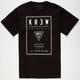 KR3W Label Mens T-Shirt