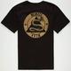 KR3W Snakeskull Mens T-Shirt
