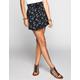 FULL TILT Floral Print Skater Skirt