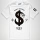 NEFF Risky Business Mens T-Shirt
