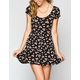 FULL TILT Daisy Babydoll Dress
