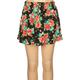 FULL TILT Floral Flounce Girls Challis Skirt
