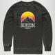 BURTON Vista Mens Sweatshirt