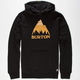 BURTON Classic Mountain Mens Hoodie