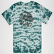 BURTON Tie Dye Hobo Mens T-Shirt