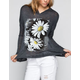 MICHELLE Daisy Womens Hooded Tee