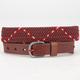VOLCOM Plate Lunch Belt