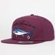 VOLCOM Hunter Mens Snapback Hat
