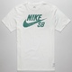 NIKE SB Icon Mezzo Dri-FIT Mens T-Shirt