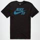 NIKE SB Dri-Fit Icon Woodgrain Mens T-Shirt